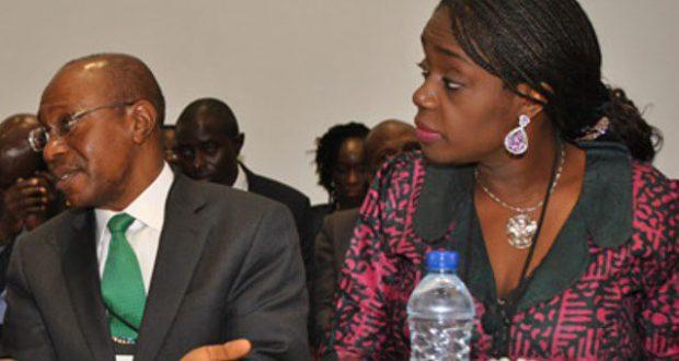 Image result for Senate summons Adeosun, Emefiele