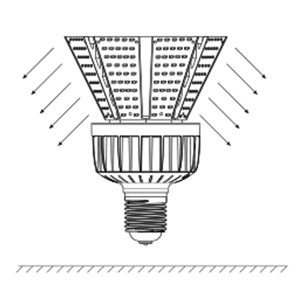 30 Watt Post Top Retrofit LED Light