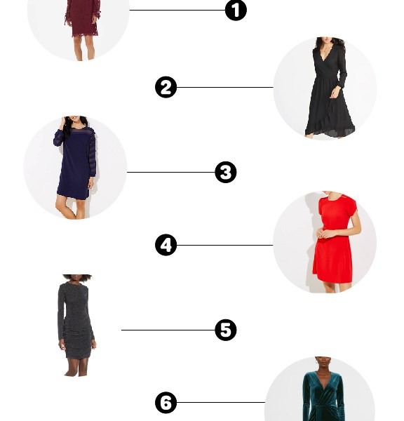 What to wear: Holiday Party Dresses