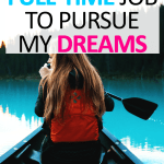 Why I've Decided to Leave My Full-Time Retail Job to Pursue My Dreams