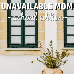 Growing Up With an Emotionally Unavailable Mom – Part One