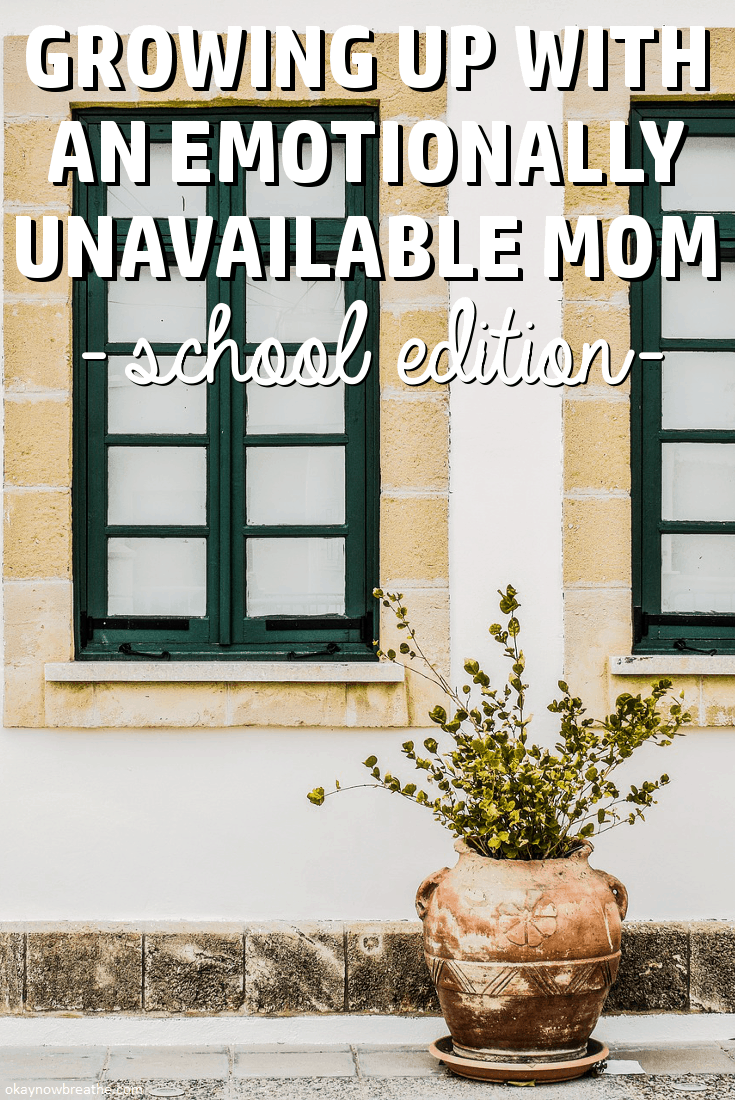 Growing Up With an Emotionally Unavailable Mom - Part One