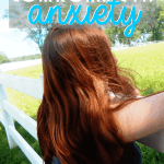 An Open Letter Confronting My Anxiety For the First Time