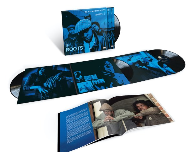 The Roots' 'Do You Want More?!!!??!' Set for Vinyl Reissue with Unreleased Remixes