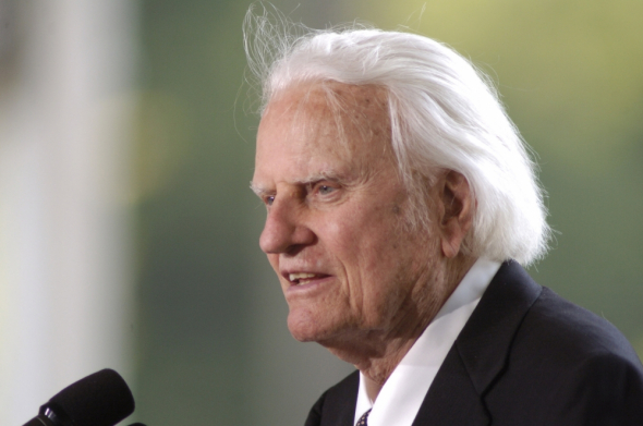 Billy Graham Answers: Who Was the Greatest Christian Who Ever Lived?