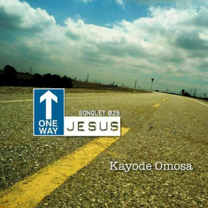 ONE WAY BY KAYODE OMOSA Ft KSTEREO (VIDEO LYRICS)