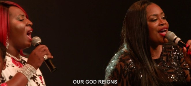 He Reigns By Sinach Ft Marlea G, Cyude and the I C Children
