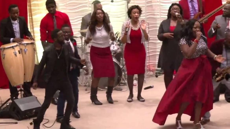 Video: TYE TRIBBETT – AFRICAN PRAISE