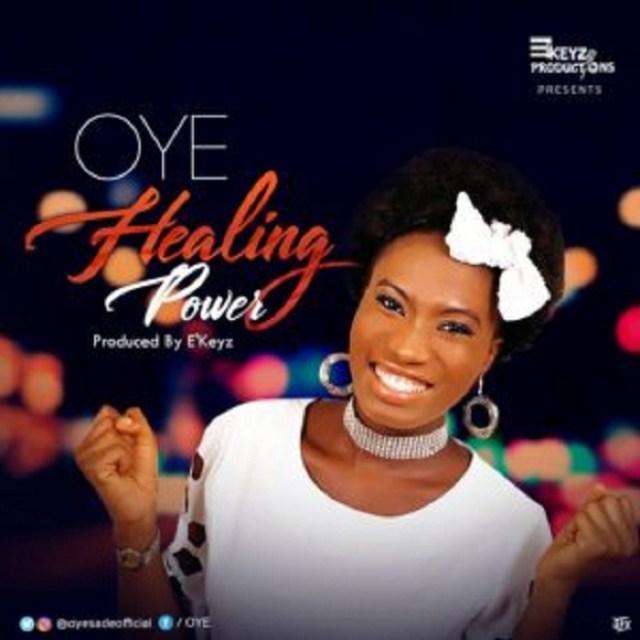 Healing Power By OYE