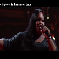 (Audio + Video + Lyrics): Tasha Cobbs Leonard - No Longer Slaves (Live at Lakewood Church Houston Relief Concert) @tashacobbs