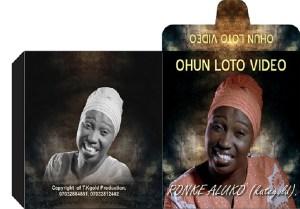 Ohun Loto By Ronke Aluko