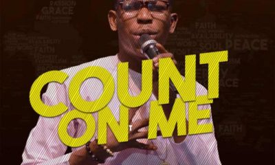 Count On Me – Moses Bliss