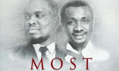 Nosa – Most High Ft. Nathaniel Bassey
