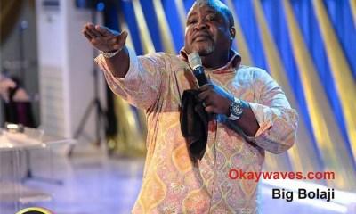 Big Bolaji at TOD Holy Ghost Party 2018