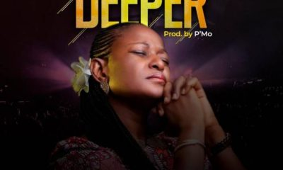 Deeper by Hanny Moses