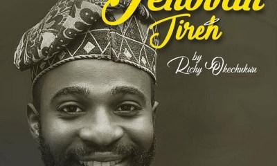 Jehovah Jireh byRichy Okechukwu