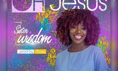 Oh Jesus by Sister Wisdom