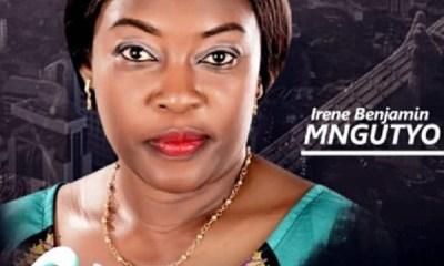 Kanyi Me Nau by Irene Benjamin Mngutyo