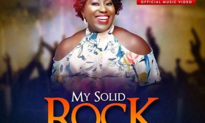 My Rock by Tosin Oyelakin