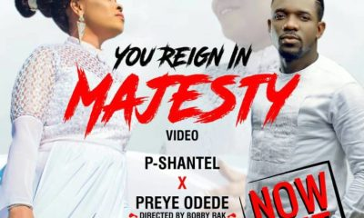 "P-Shantel – ""You Reign In Majesty"""