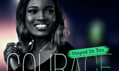 Stayed On You By Courage