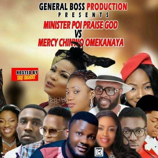 Download MINISTER POI PRAISE GOD VS MERCY CHINWO OMOKENAYA