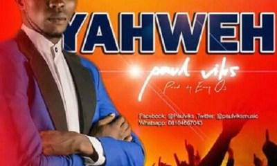 Yahweh By Paul Viks