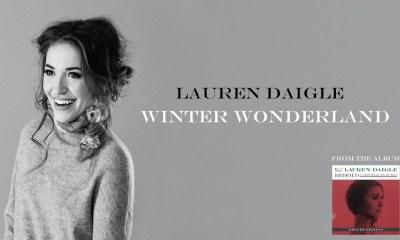 Winter Wonderland By Lauren Daigle