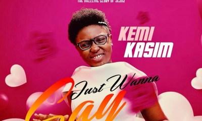 I Just Wanna Say By Kemi Kasim