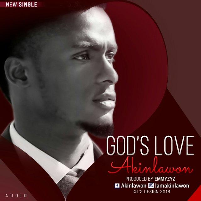 Download Akinlawon – God's Love @jimboy4u1