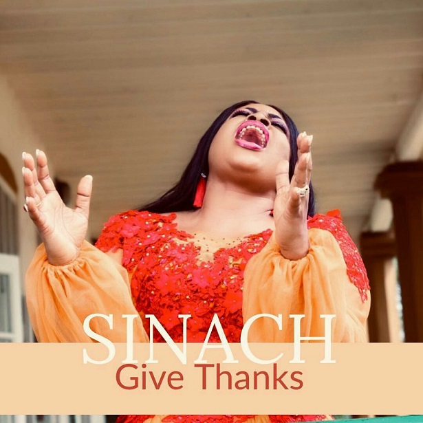 Give Thanks By Sinach