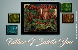 Father I Salute You By BMC Melody