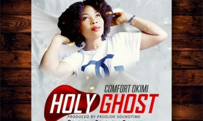 Holy Ghost By Comfort Okimi