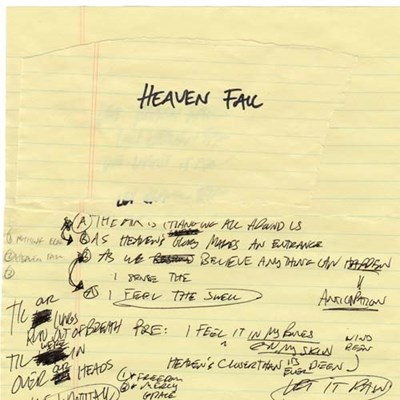 "Video: ""Heaven Fall"" by Cody Carnes @codycarnes"