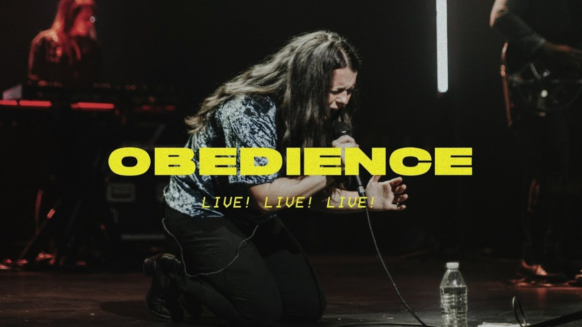 Obedience (LIVE) - Lindy & The Circuit Riders Driven By Love