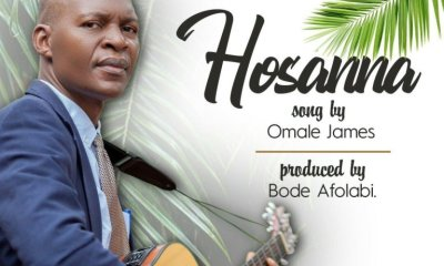 Omale James – Hosanna