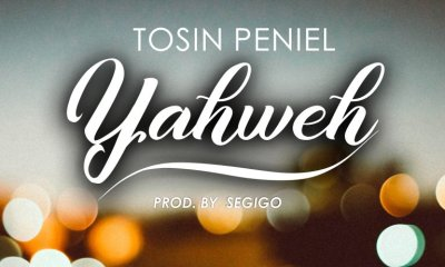 Yahweh By Tosin Peniel