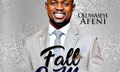 FALL ON ME - SEYI AFENI