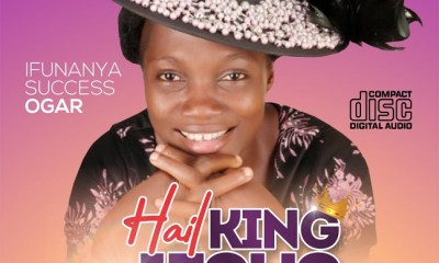 HAIL KING JESUS BY IFUNANYA SUCCESS