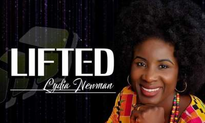 """Lydia Newman - """"Lifted"""""""