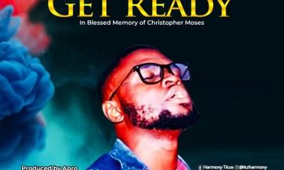Harmony Titus – Get Ready