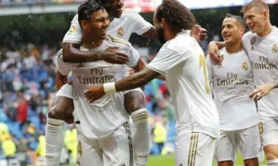 Real Madrid announces  squad to face PSG