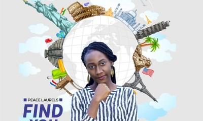 download Peace Laurels - Find You