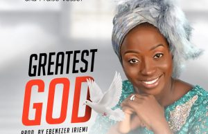 Greatest God By Funmi Ojeyemi