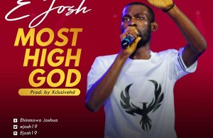 download E JOSH MOST HIGH GOD