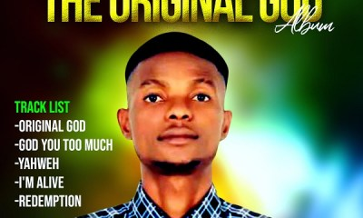 download song The Original God - Kalushia