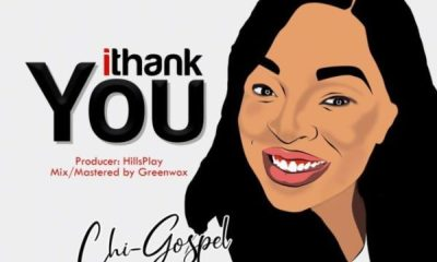 download I Thank You By Chi-Gospel mp3