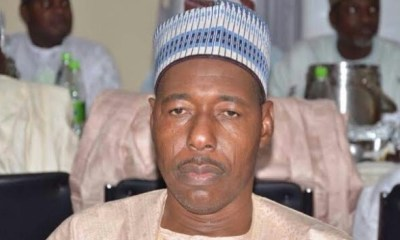 Governor Zulum confirms attacks on 6 villages by Boko Haram.
