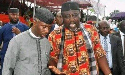 You were never an Imo governorship candidate - Supreme Court to Okorocha's son-in-law, Uche Nwosu