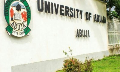 University of Abuja expells 100 student over misconduct.